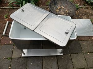 STAINLESS STEEL COOLER $100 for Sale in Brooklyn, OH