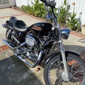 1996 Harley Davidson Sportster 1200 Custom for Sale in Newport Beach, CA