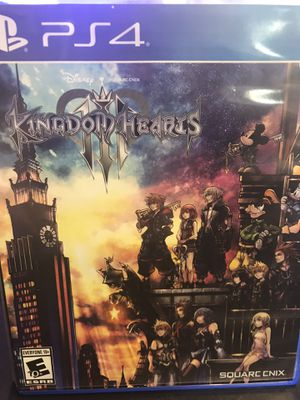 PS4 Kingdom Hearts Game for Sale in Orange City, FL