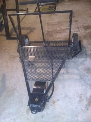 Sled/trailer with hitch stand for Sale in Houston, TX