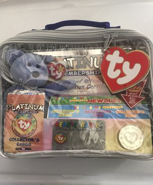 TY Beanie Babies , Rare, DS, brand new in box for Sale in Hayward, CA