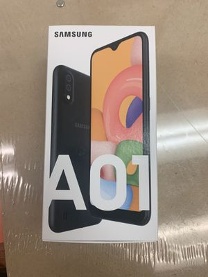 Samsung Galaxy A01 for Sale in Rancho Cucamonga, CA