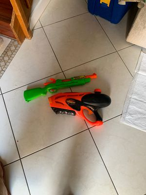 Nerf guns for Sale in Davie, FL