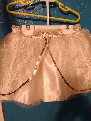Tutu skirt. Fits size, S-M, New. Used only for a couple of hours for a contest. Excellent condition for Sale in Fort Worth, TX