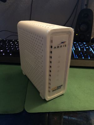 Arris SBG6700-AC Cable Modem Router for Sale in Covina, CA