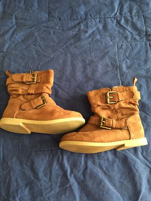 Toddler size 6 Boots for Sale in Bowling Green, OH