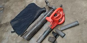 Black and decker electric leaf blower for Sale in Bremerton, WA