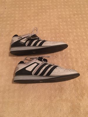 Adidas Powerlifting Shoes - Size 10 for Sale in Milpitas, CA