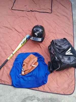 Youth baseball gear for Sale in La Puente, CA