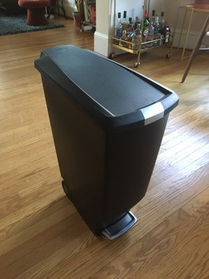 simplehuman kitchen trash can for Sale in Portland, OR