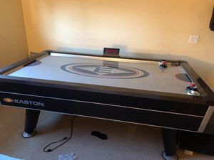 Easton Air Hockey Table for Sale in Fountain Valley, CA