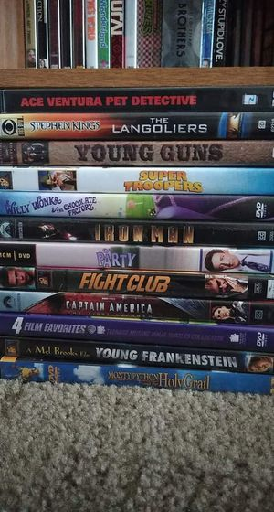 Disney Marvel and various DVDs and Bluray for Sale in Orange, CA
