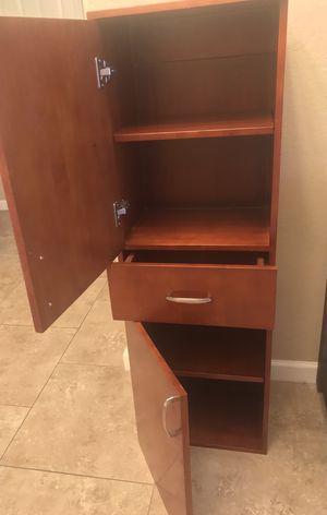 Wood Cabinet for Sale in Phoenix, AZ