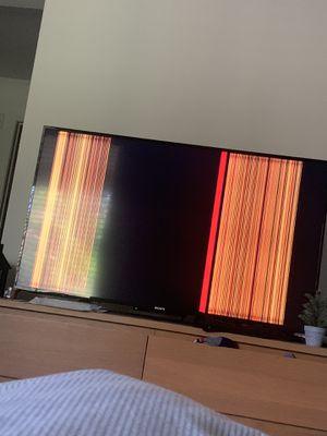 Sony tv 50 inch (broken) for Sale in San Diego, CA