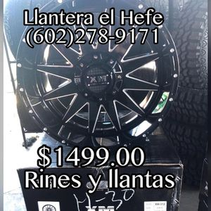 Llantera el hefe financiamiento disponible for Sale in Phoenix, AZ