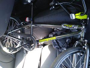 """Mongoose, """"Mode 100"""" BMX Bike for Sale in Salt Lake City, UT"""