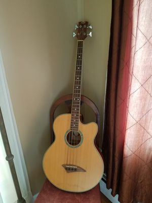 Dean Bass Guitar Acoustic Electric for Sale in Manchester, CT