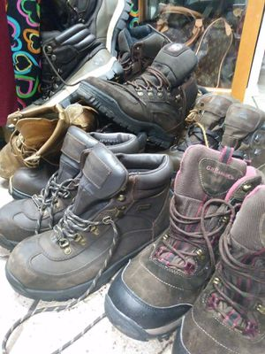 Work boots for Sale in North Miami, FL