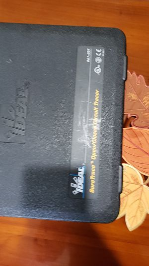 Ideal SURE TRACE Circuit Tracer #61-957 for Sale in Bridgeport, CT