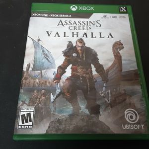 XBOX One XBOX SERIES X Assassins Creed Valhalla for Sale in Lynwood, CA