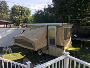 Pop up camper... needs new canvass for Sale in Willow Grove, PA