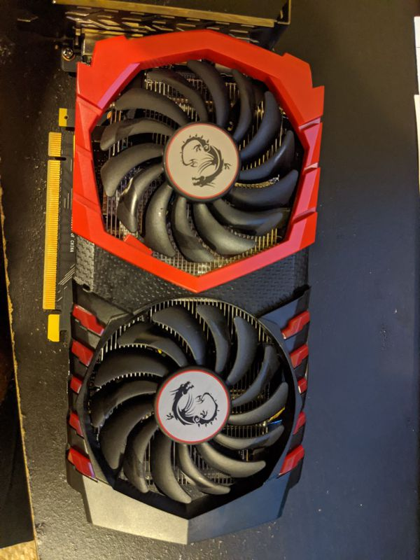 GeForce GTX 1050 Ti Gaming X BV