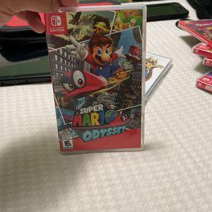 Mario Odyssey for Sale in Fresno, CA