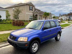 2001 Honda CR-V LX 4Cyl AWD for Sale in Winter Garden, FL