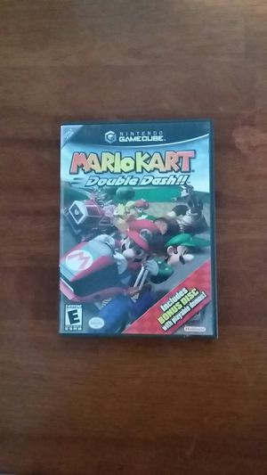 Mario Kart Wii with Bonus Disc. Work perfectly. for Sale in Jurupa Valley, CA