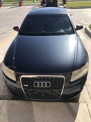 2008 Grey Audi A6 for Sale in Cow Island, LA