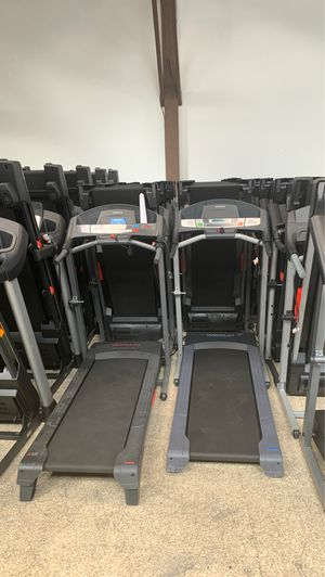 Small saver / Fold Up treadmills. Small enough to fit into any car with back seats that fold down. Pick up today!! for Sale in Huntington Park, CA