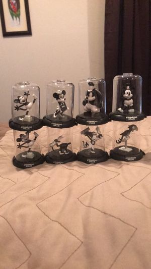 Disney Domez figurines for Sale in Greenbelt, MD