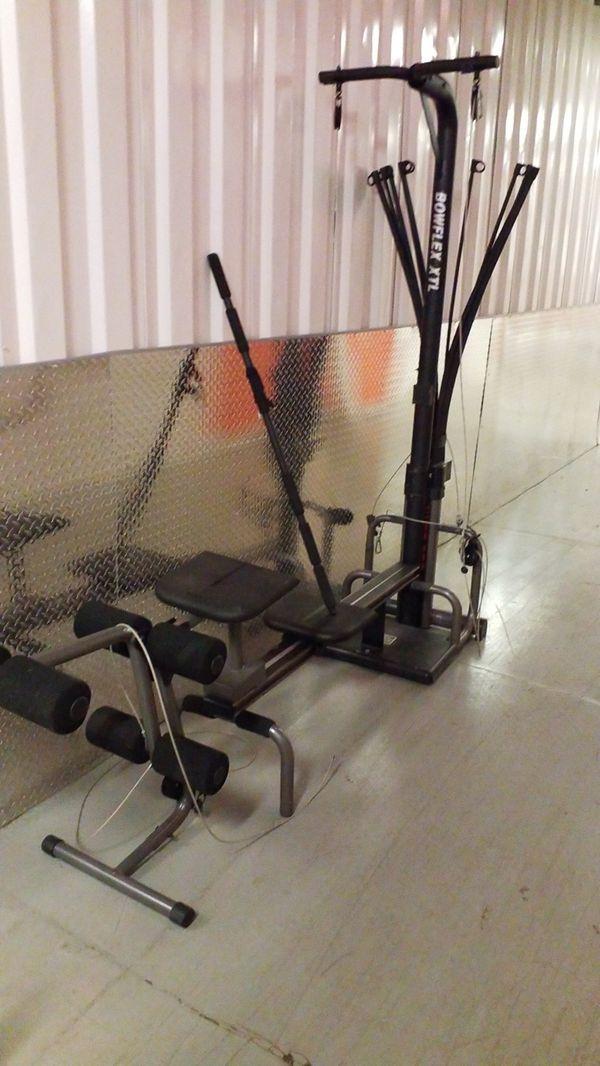 Bowflex Power Pro XTL Home Gym Complete.