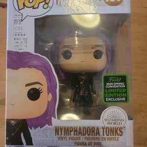 Nymphadora Tonks Eccc Harry Potter Funko Pop for Sale in Culver City, CA