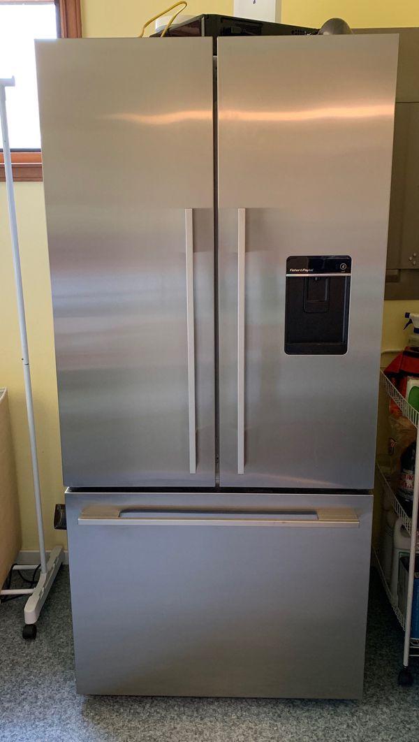 31 Quot Counter Depth French Door W Water Amp Ice Refrigerator