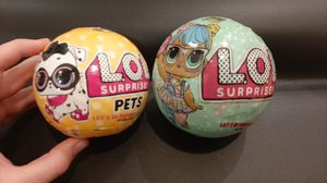 Lol surprise doll series 2 and pets series 3 for Sale in Corona, CA