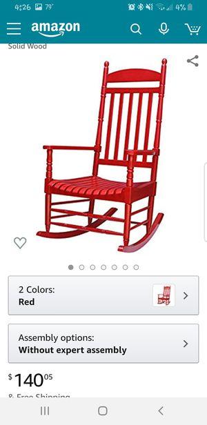 Rocking chair for Sale in Kearney, NE