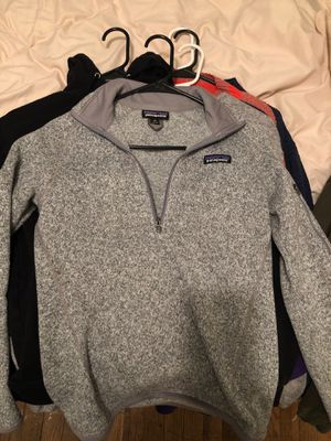 Patagonia Pullover for Sale in Oklahoma City, OK