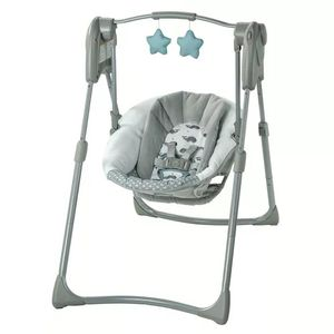 Graco Slim Spaces Compact Baby Swing. for Sale in Newport News, VA