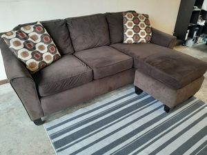 Beautiful sectional couch great price for Sale in Renton, WA