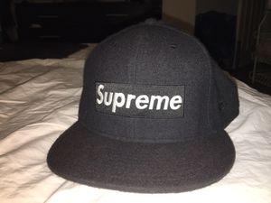 Supreme Box Logo Hat for Sale in Chula Vista, CA