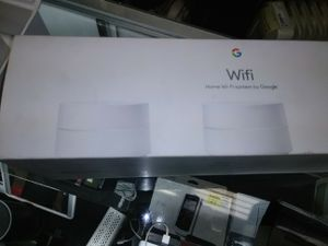 WiFi System (set of 3) - Router Replacement for Whole Home Coverage for Sale in Denver, CO