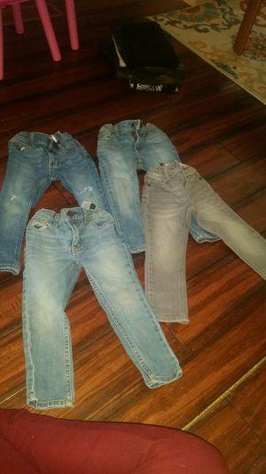 3t Carter's/Oshkosh skinny jeans for Sale in Bruno, NE