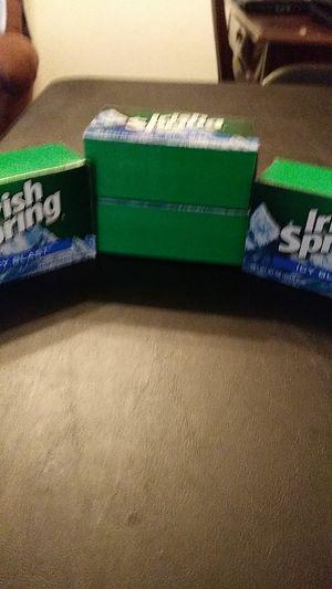 4 oz. Irish Spring Soap for Sale in Adelphi, MD
