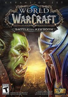 World of Warcraft Battle for Azeroth Key for Sale in Denver, CO
