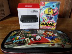 Nintendo Switch Accessories for Sale in Phoenix, AZ