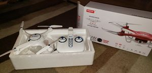 Drone X5UW with camera and 2.4 gig range for Sale in Crofton, MD