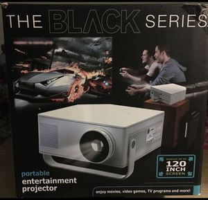 The Black Series Projector for Sale in Torrance, CA