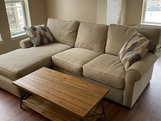 Sofa With Coffee Table for Sale in Hillsboro,  OR
