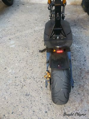 Bossman Electric Scooter 60 Volts for Sale in The Bronx, NY